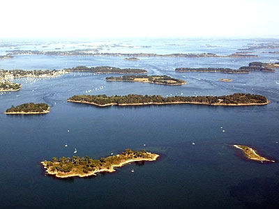 Seanergie : Croisiere Golfe du Morbihan