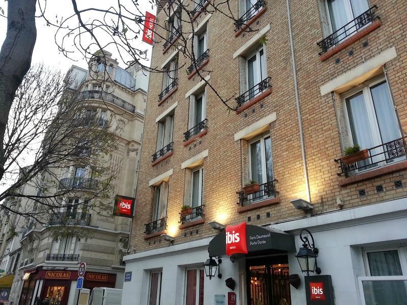 Ibis Paris Porte Doree