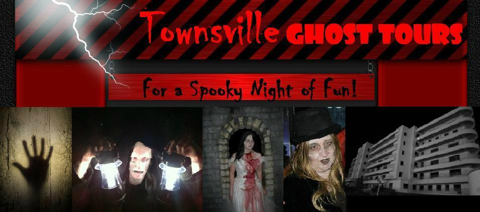 Townsville Ghost Tours