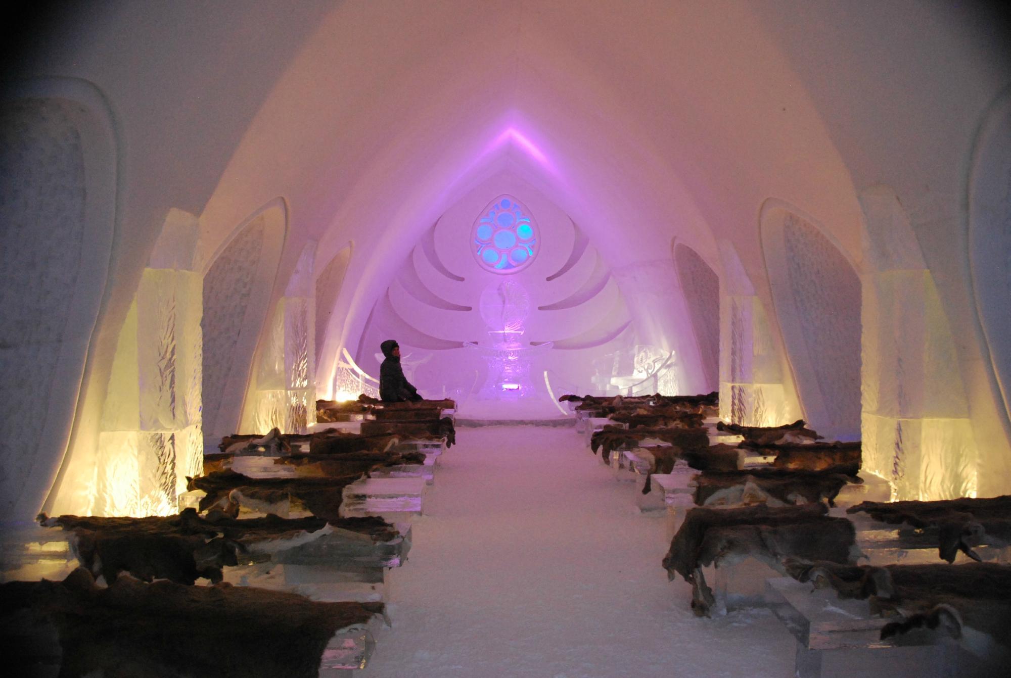 Hotel De Glace Quebec City Top Tips Before You Go