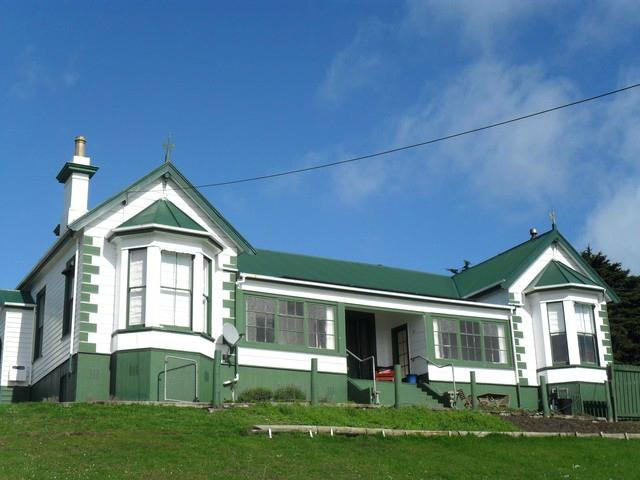 Bluff Homestead