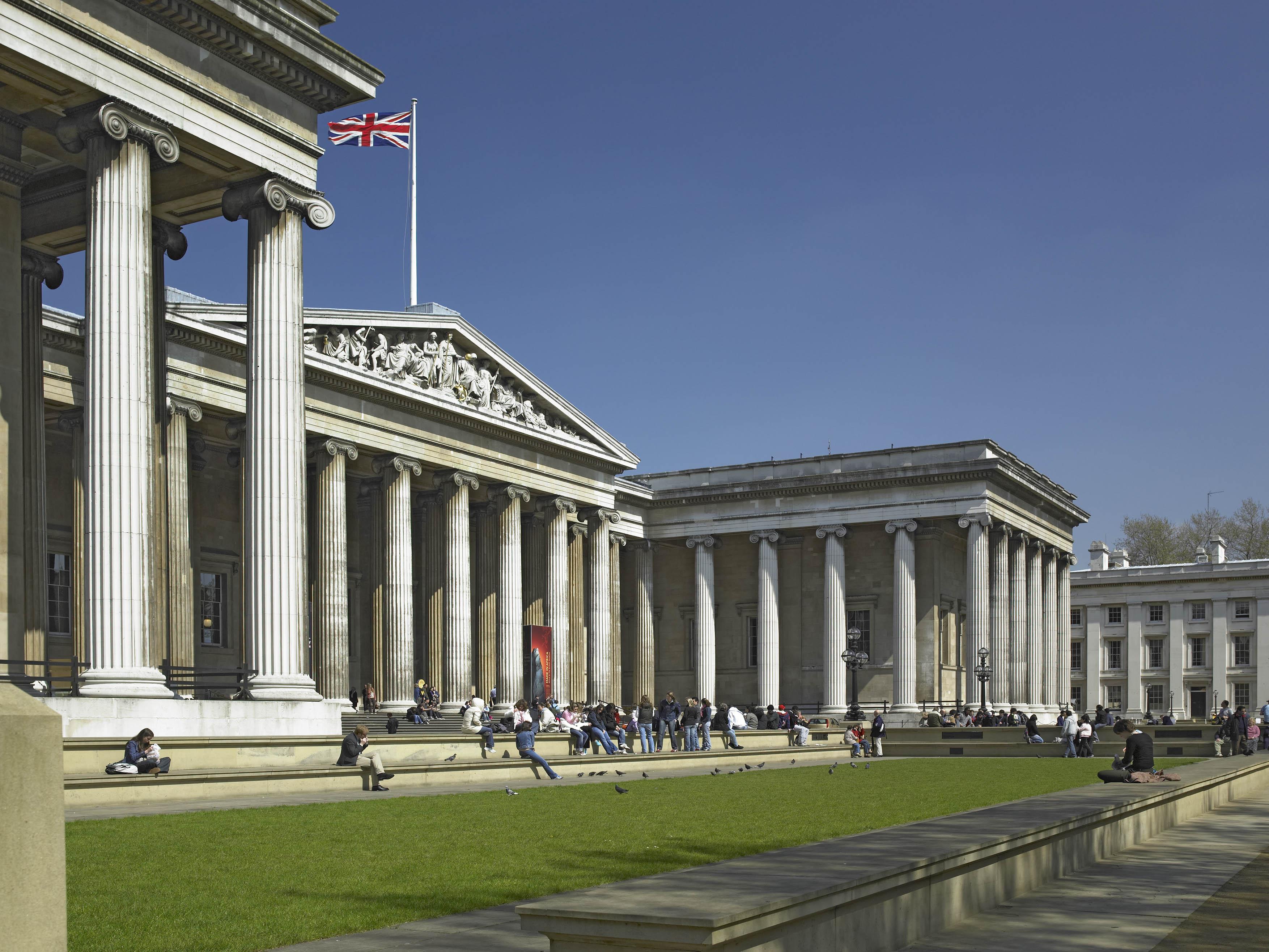 british museum london location