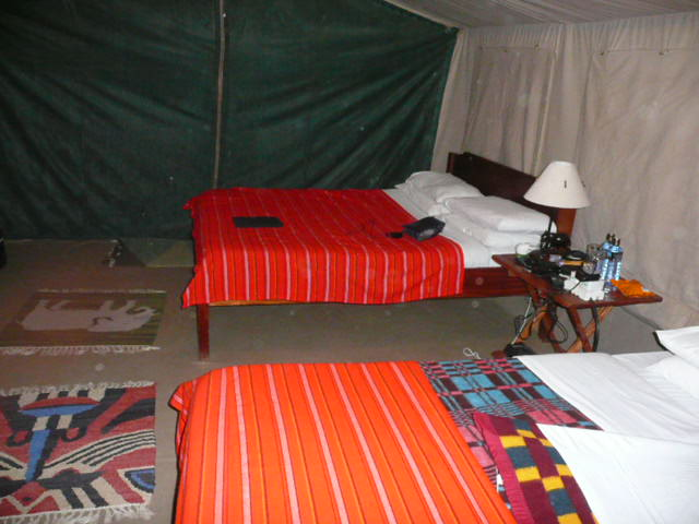 Salt Springs Mara Camp