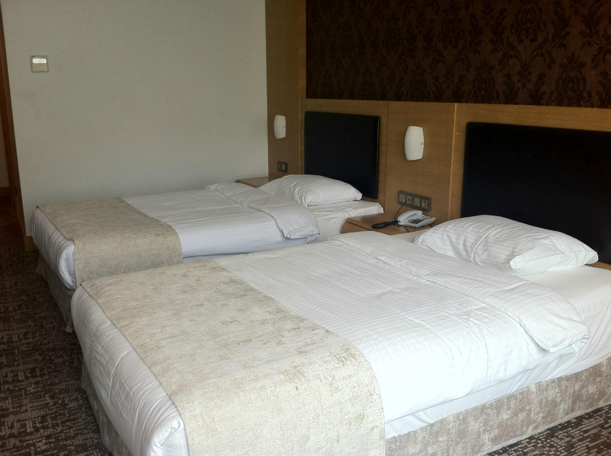 Grand Bogazici Hotel