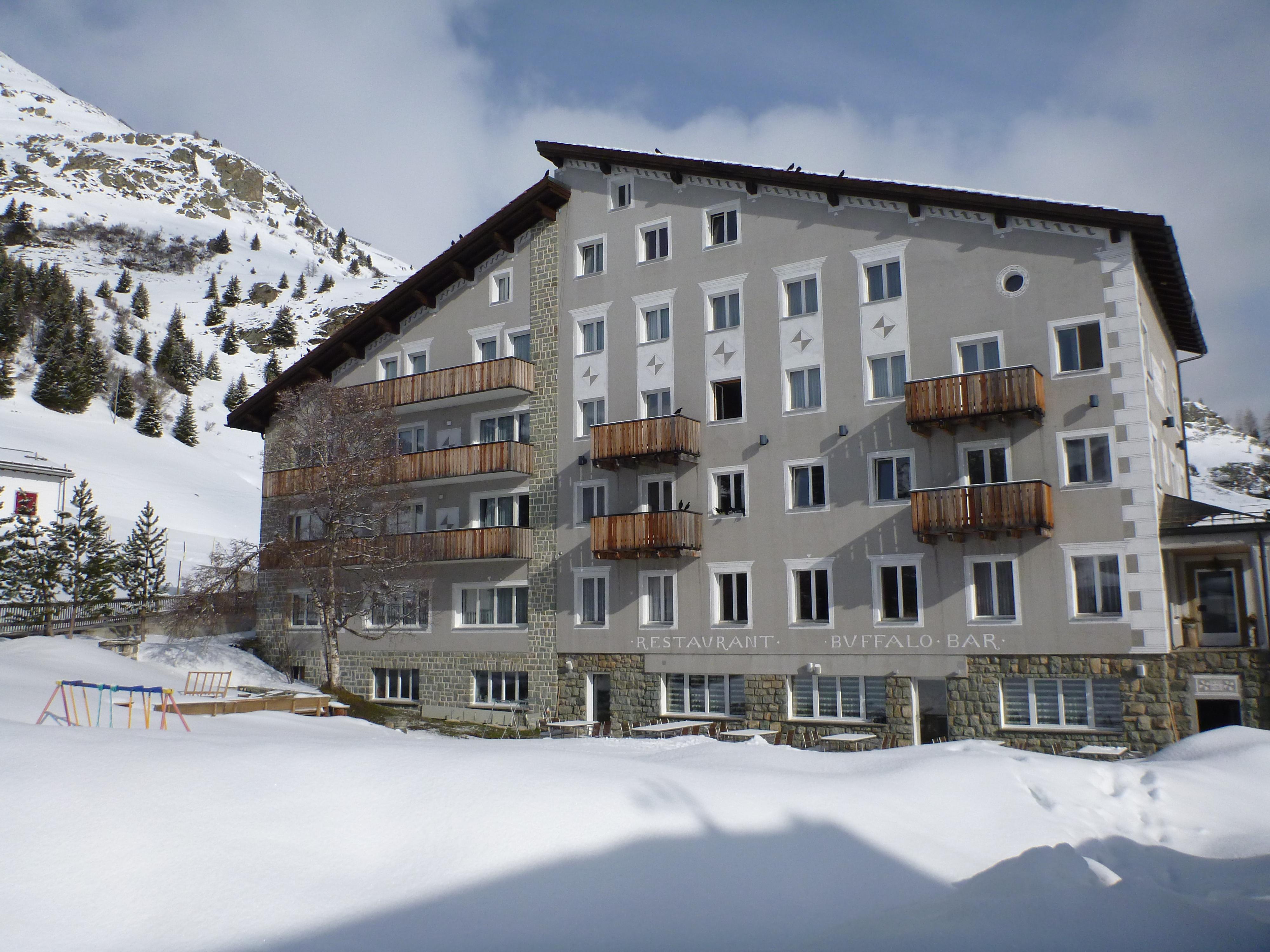 Hotel Grischuna Bivio