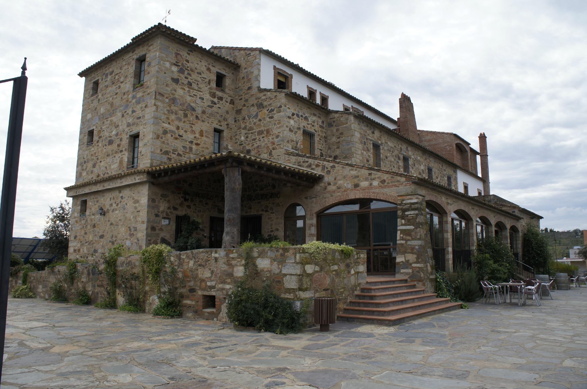 Hotel Rincon de Abade
