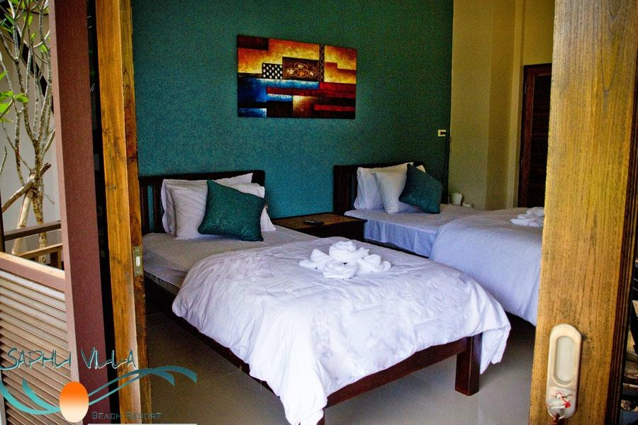 Chumphon Saphli Villa Beach Resort