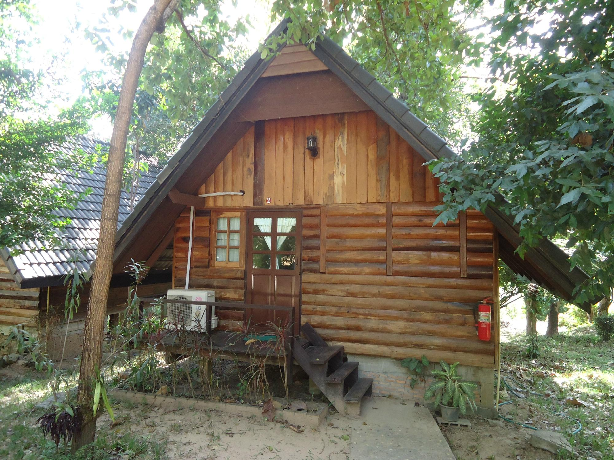 Baan Suan Rim Nam Resort