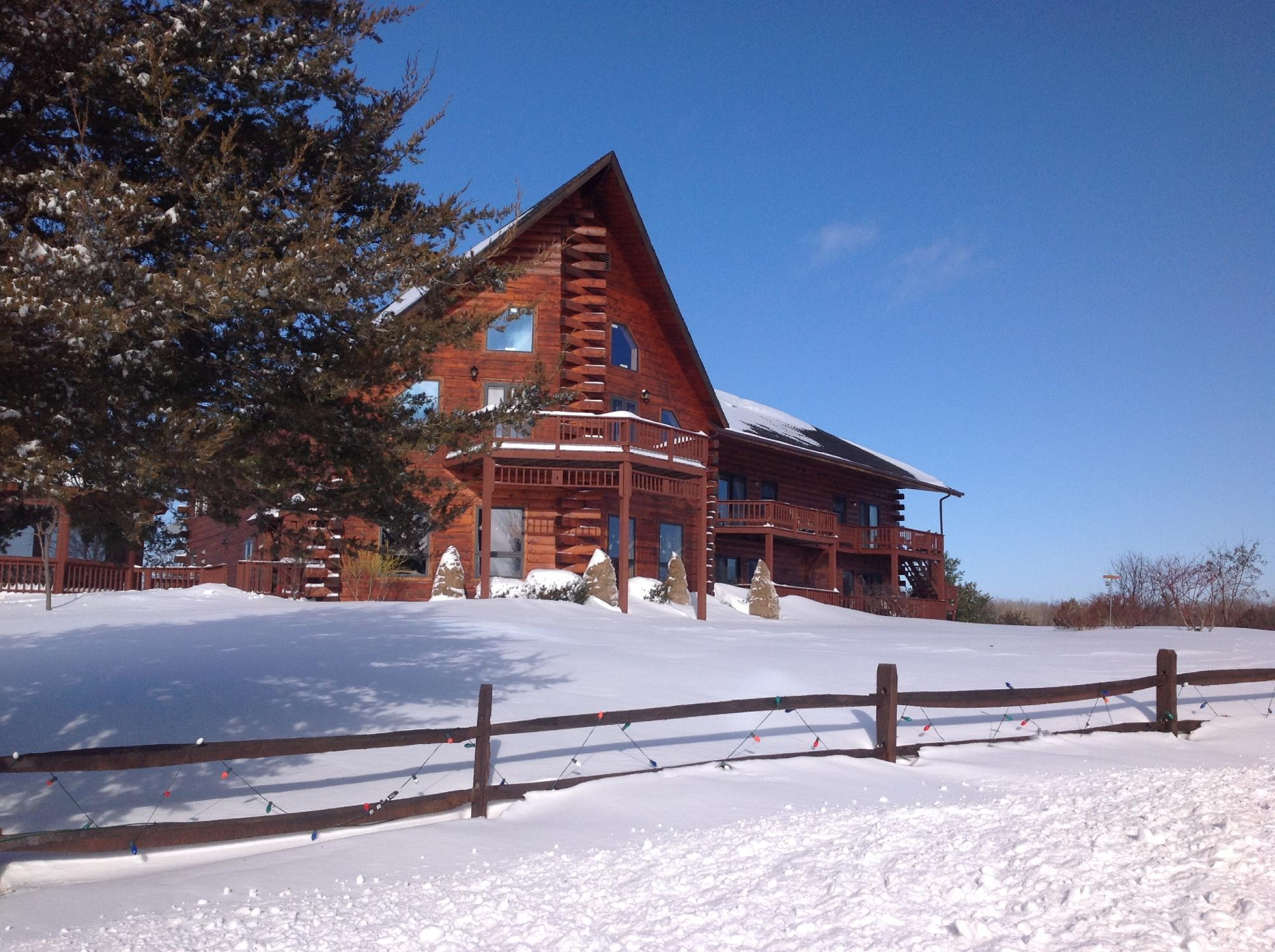 Point Au Roche Lodge