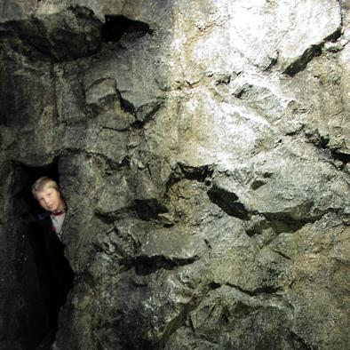 Locknekratern - Meteoritcenter