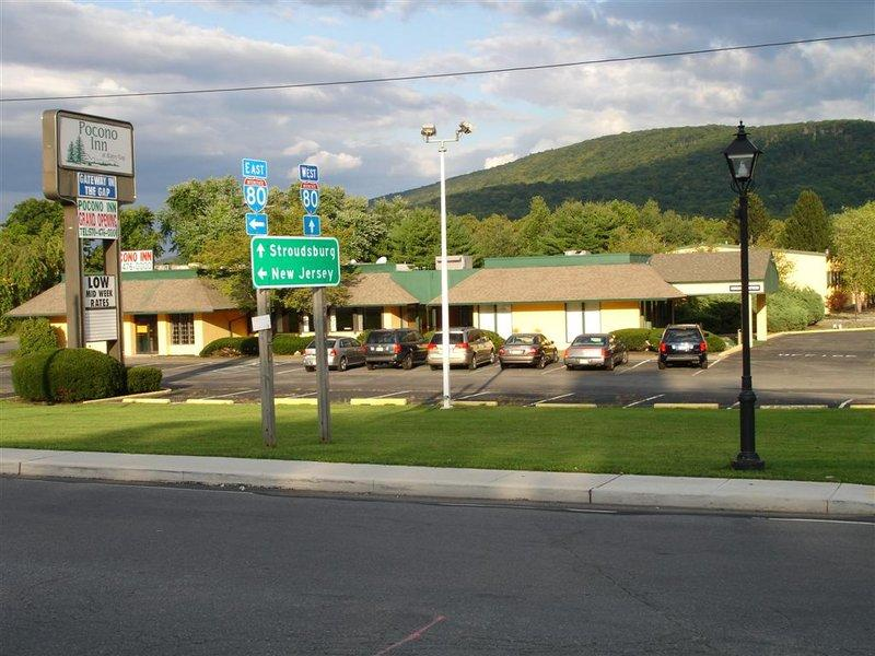 Pocono Inn At Water Gap