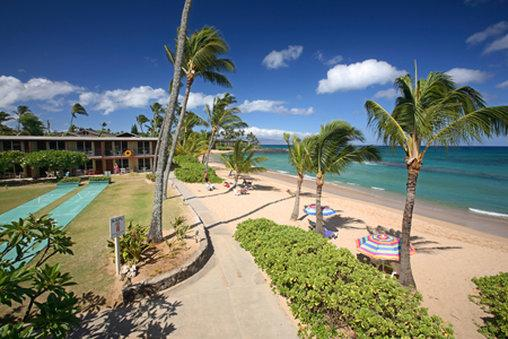 The Mauian Hotel on Napili Beach