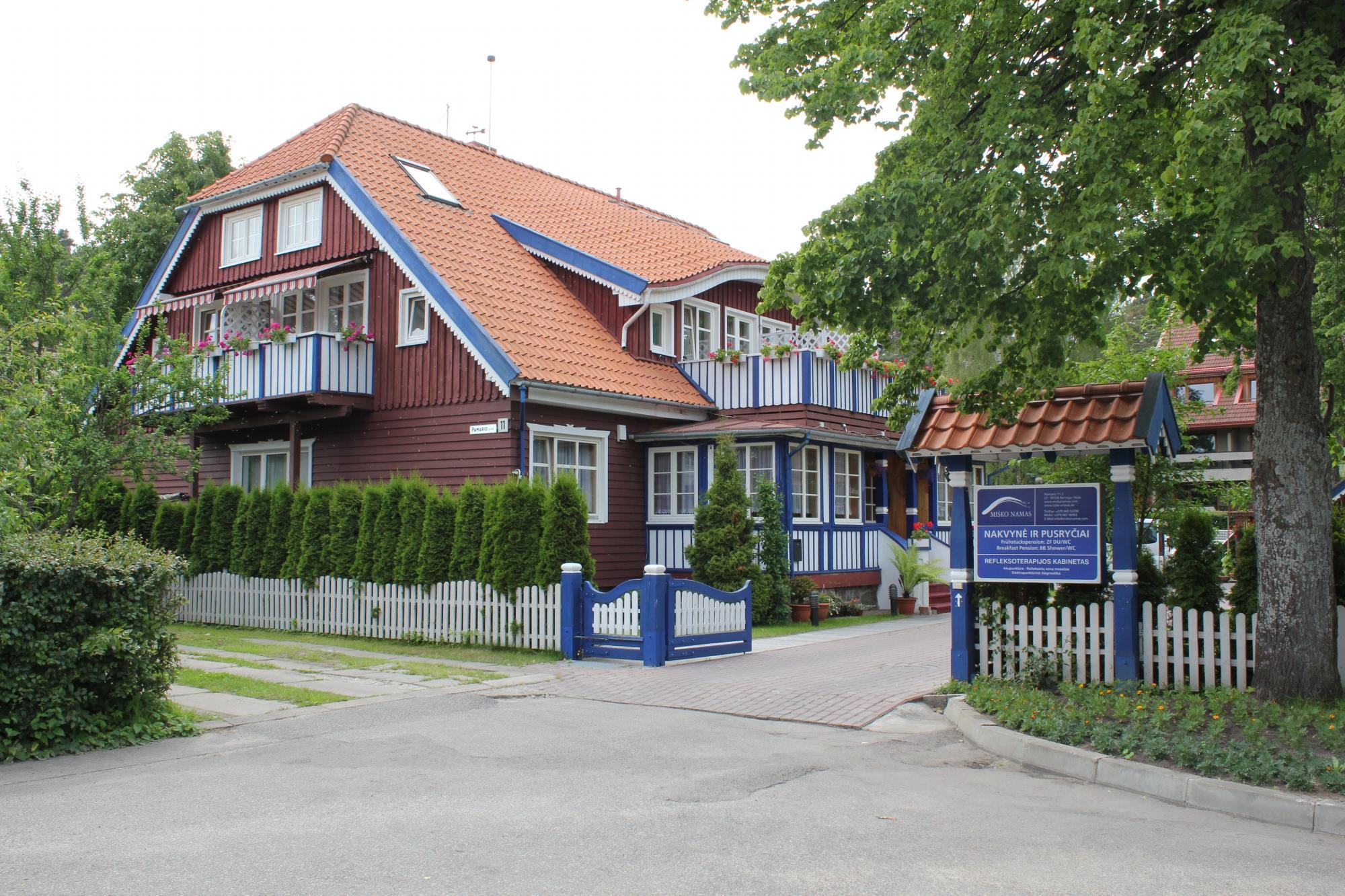 Haus Misko Namas