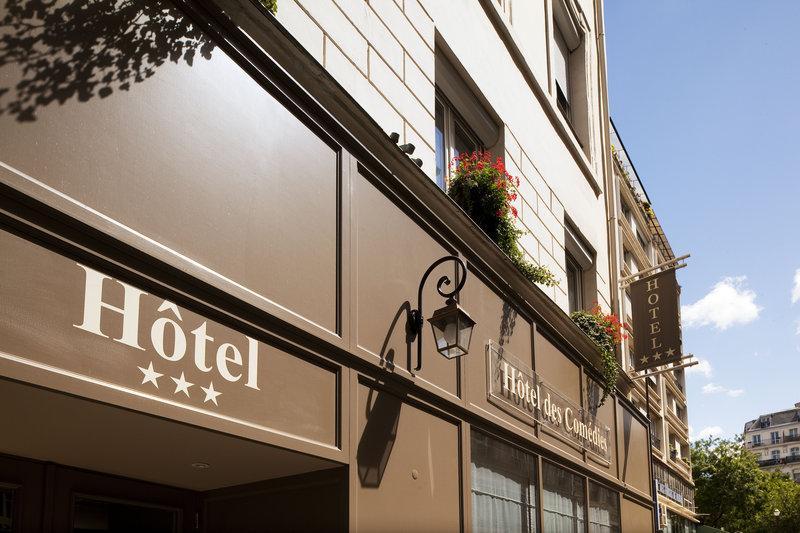 Hotel des Comedies