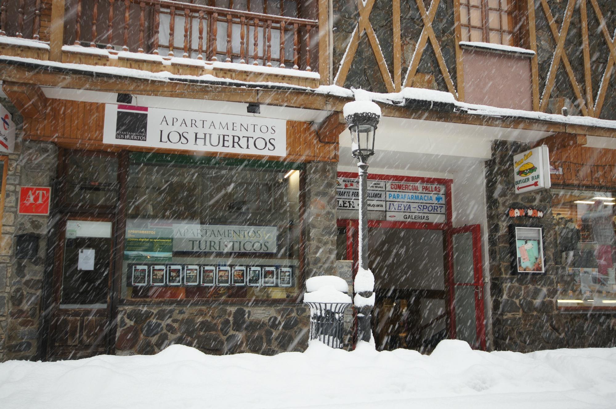 Apartamentos Los Huertos