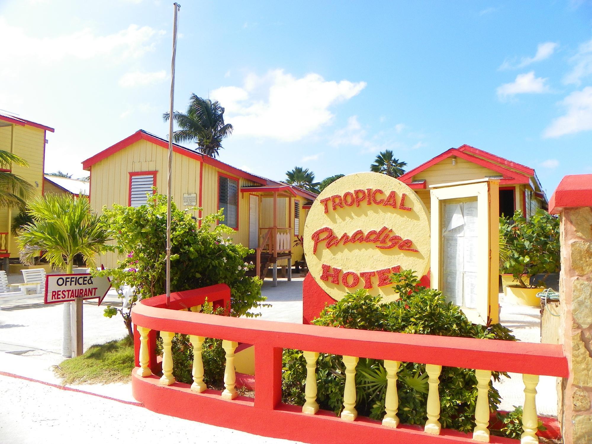 Tropical Paradise Hotel