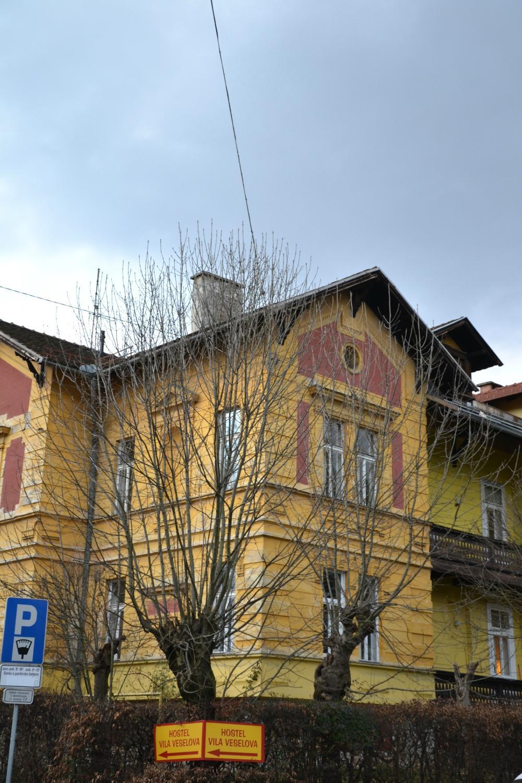 Vila Veselova