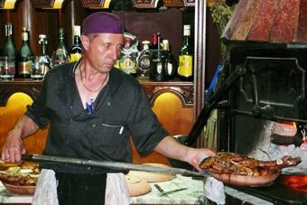 Restaurante Meson El Roble