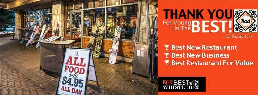 El furniture warehouse whistler omd men om restauranger for El furniture warehouse