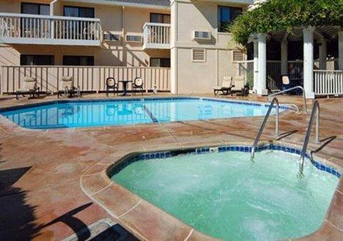 Comfort Inn Calistoga, Hot Springs of the West