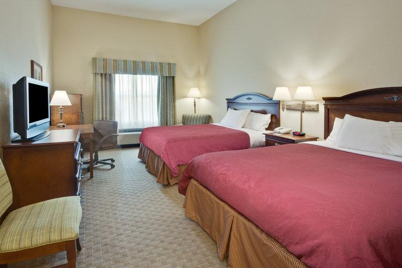佛羅里達州巴拿馬城海灘卡爾森鄉村套房飯店