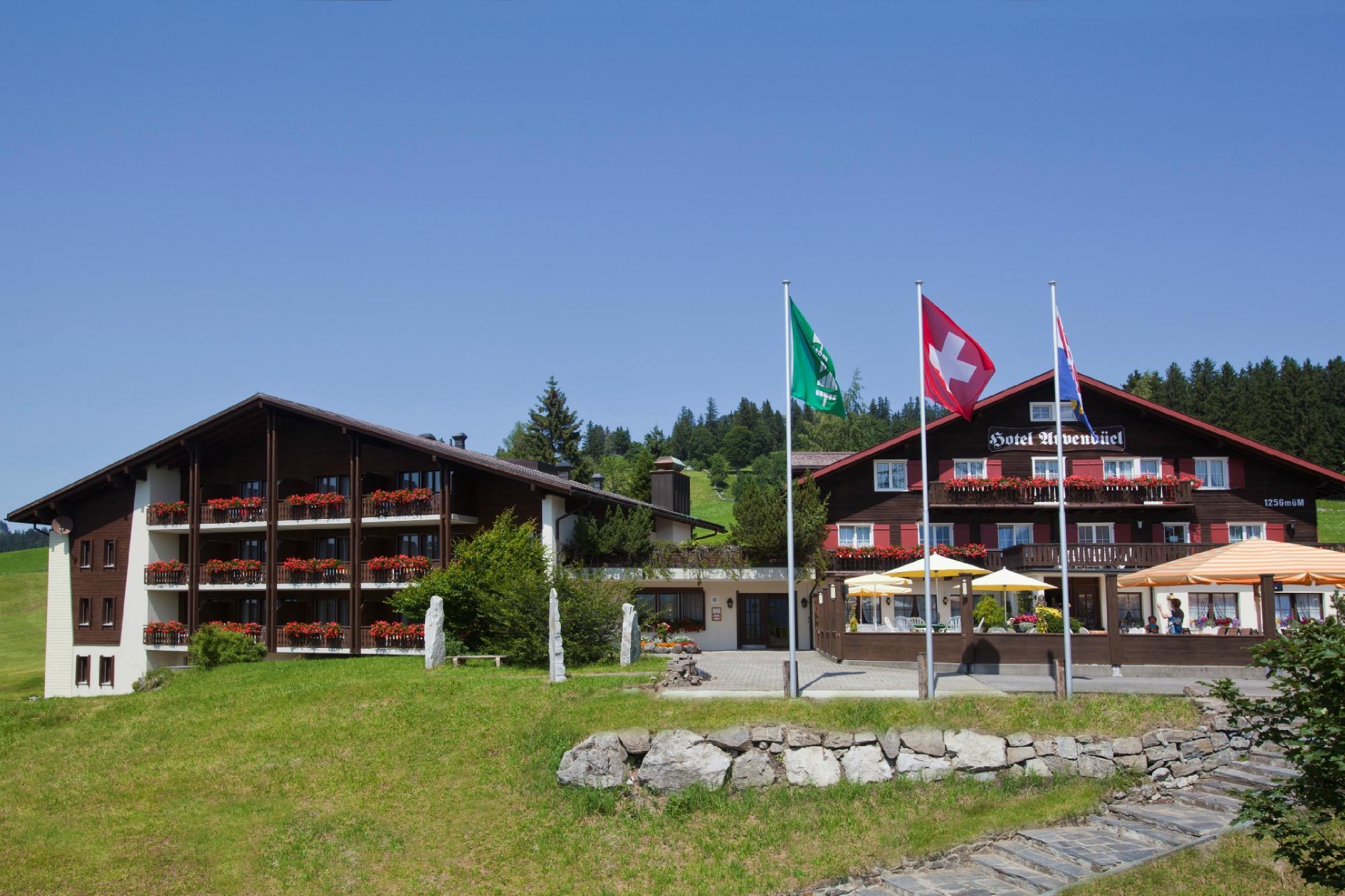 Hotel Arvenbuel