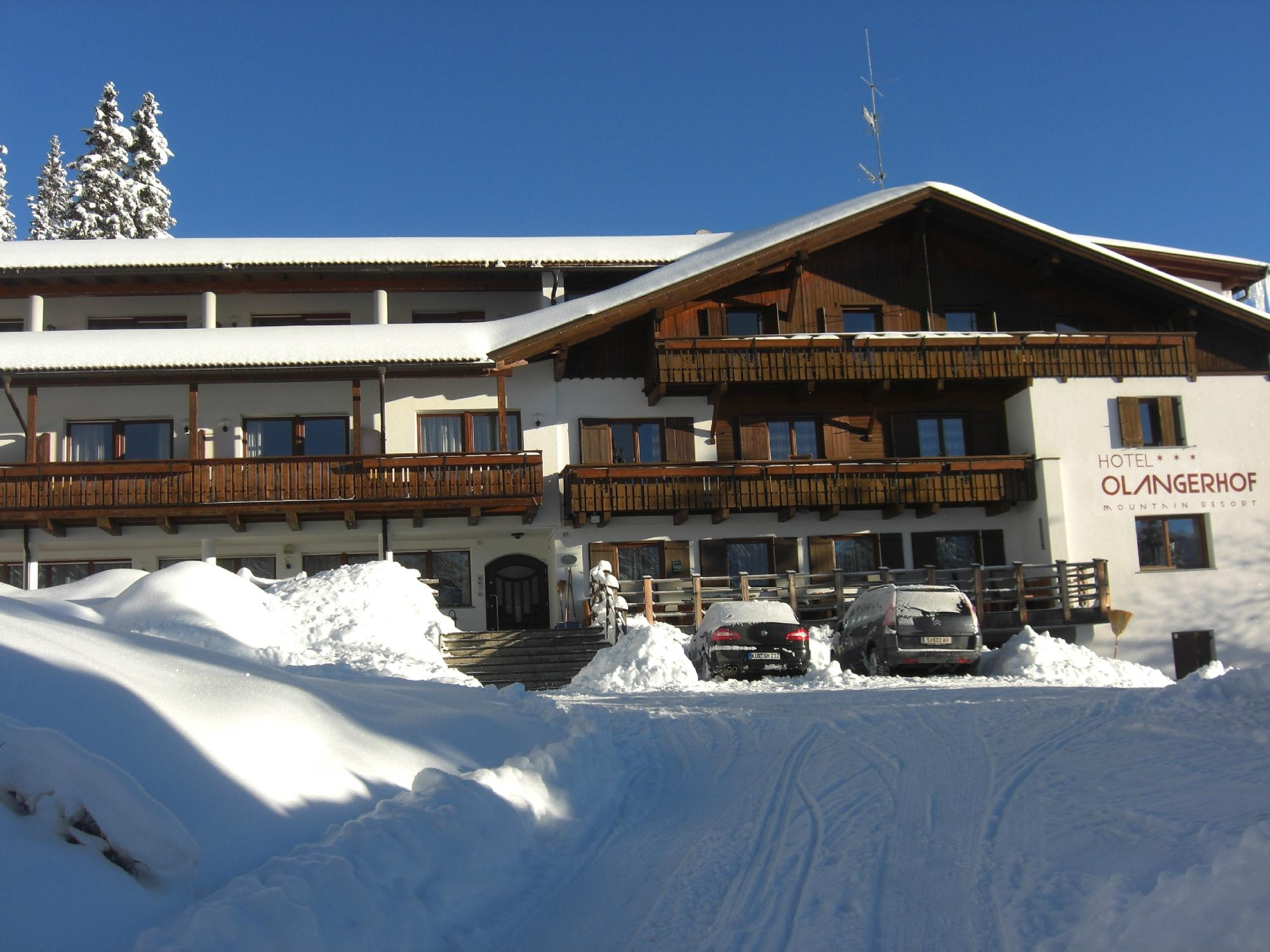 ‪Hotel Olangerhof Mountain Resort‬