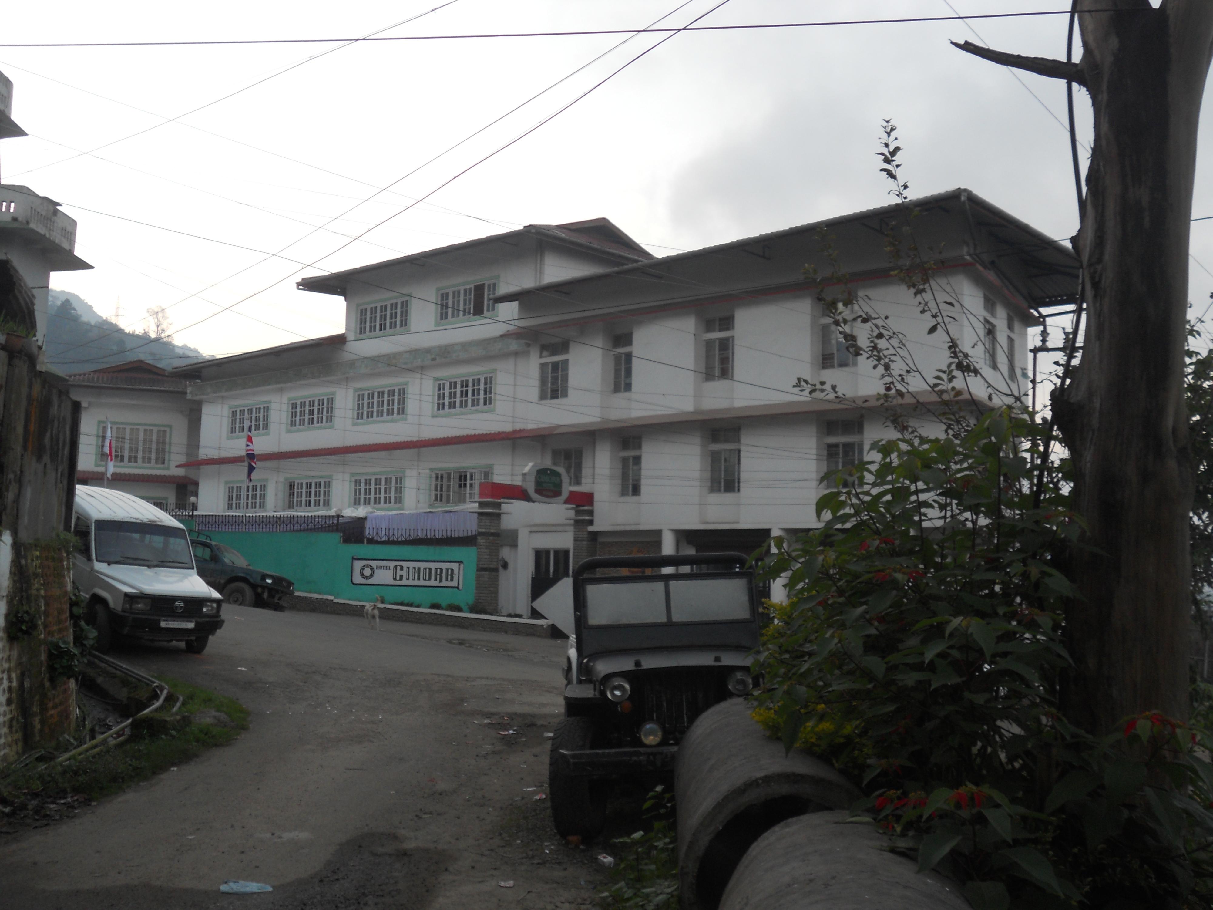 Cimorb Hotel