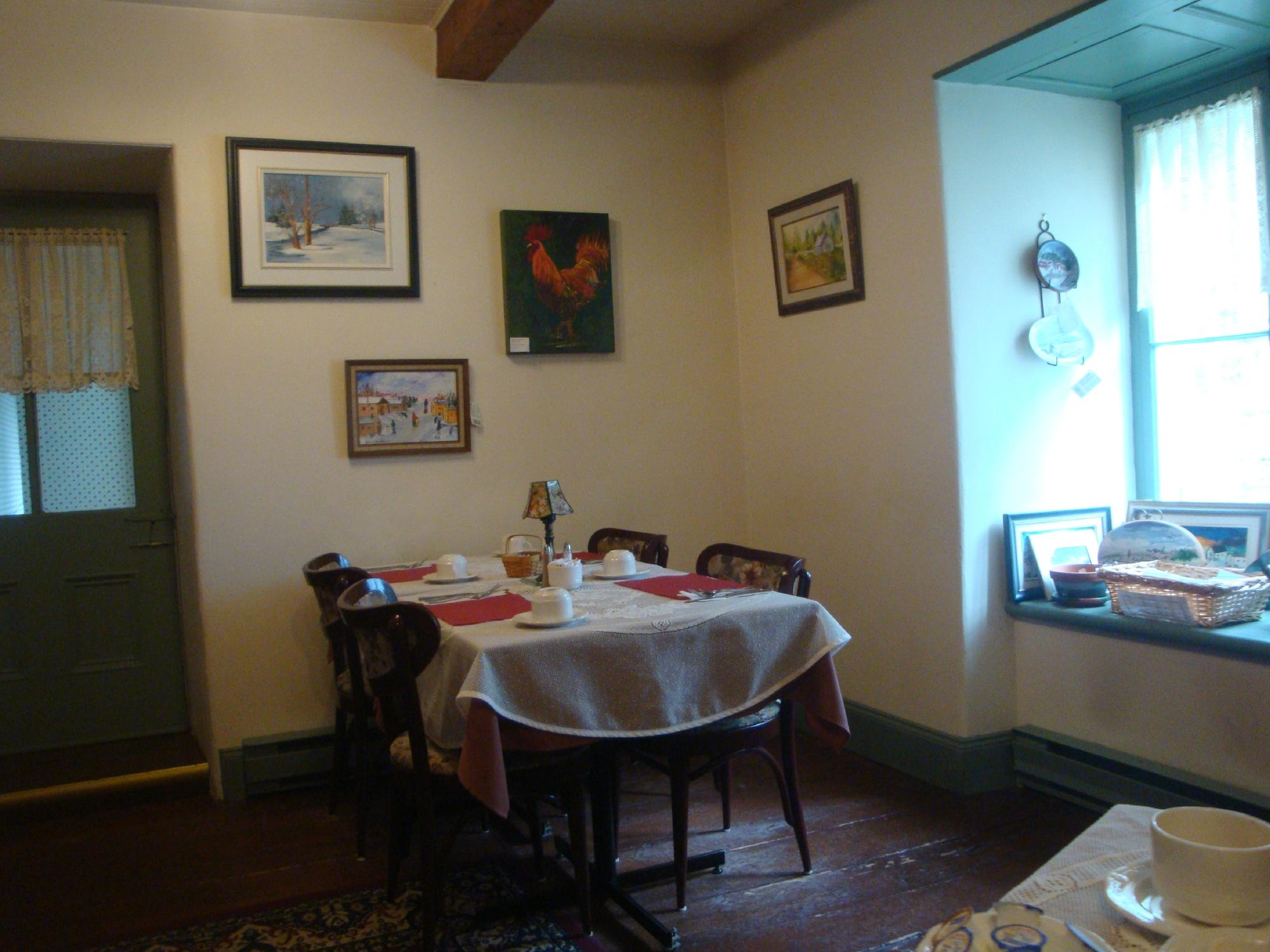 Auberge du Manoir Dauth