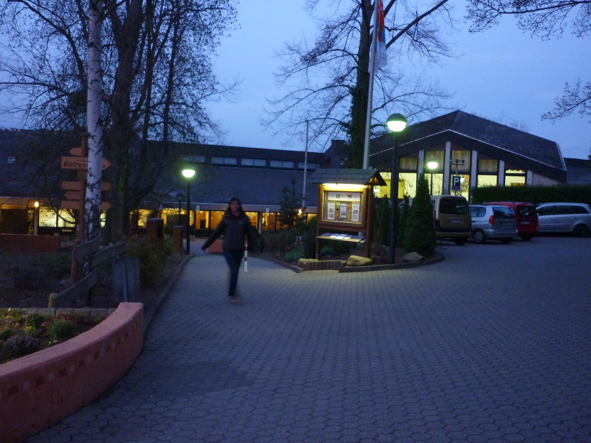 Rheintal-Jugendherberge
