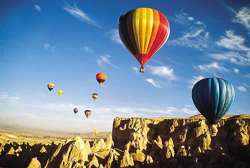 Cappadocia Local Tours /  Day Tours
