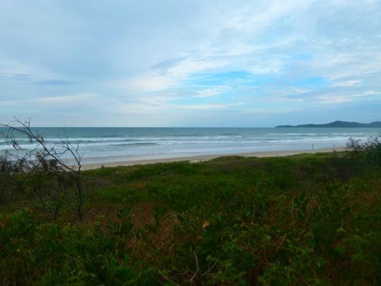 Noosa North Shore Beach Campground
