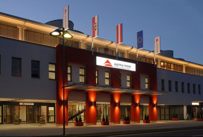 奧地利薩爾茨堡酒店西趨勢