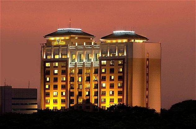Hotel Santika Premiere Slipi