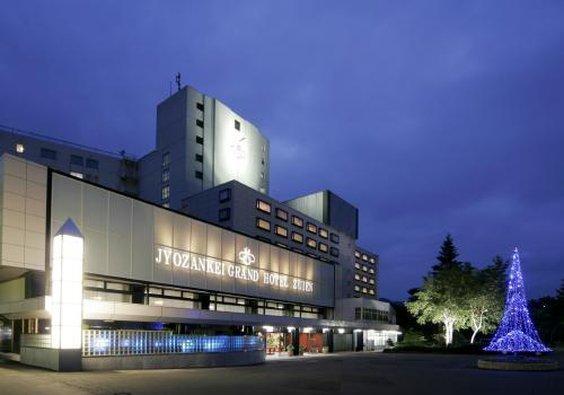 โรงแรมโจซันเค แกรนด์ ซุยเอ็น