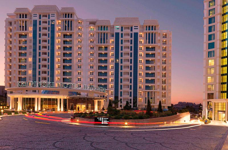 Hotel Badamdar Baku