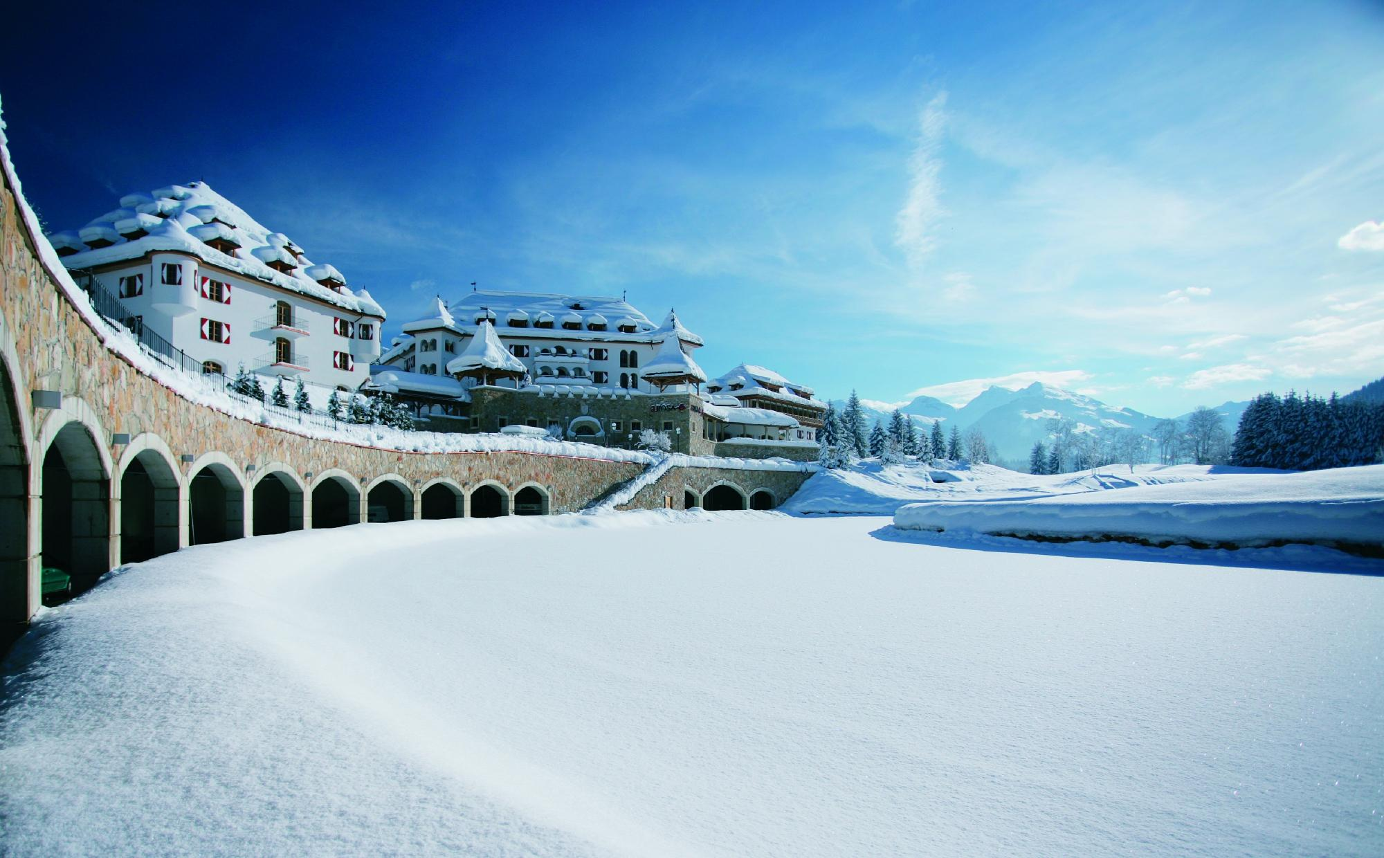 Kitzbuhel Ski Resort Hotels Rouydadnews Info