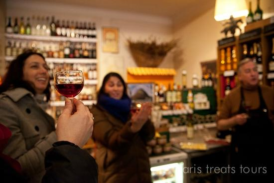 Paris Treats Food Tours