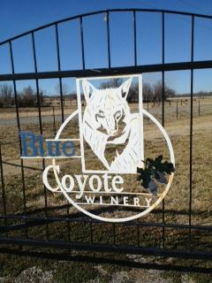 Blue Coyote Winery