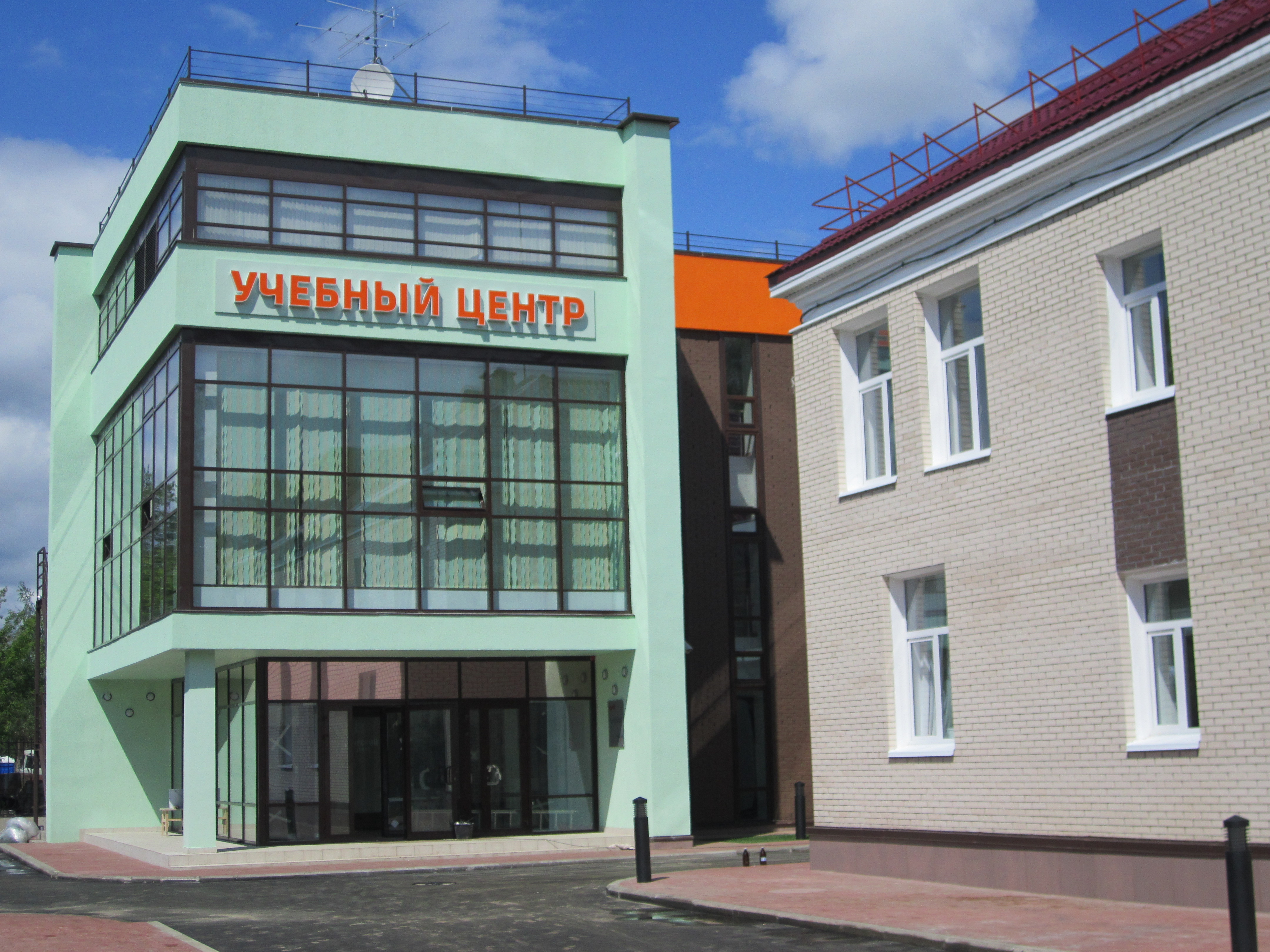 Hotel of the Russian Railway Educational Center
