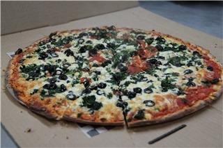 Tony's Master of Pizza