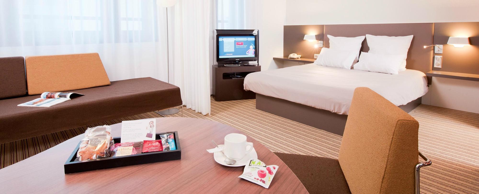 Suite Novotel Cannes Centre