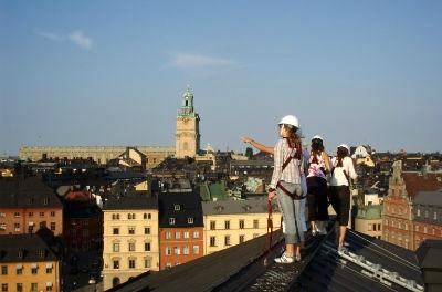 Rooftop Tour - Stockholm