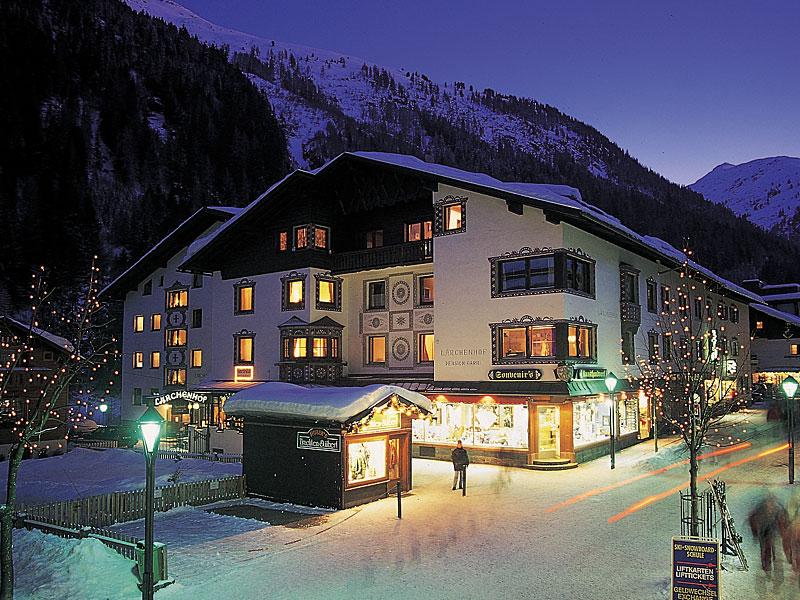 Laerchenhof St. Anton am Arlberg