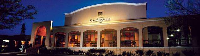 Simonsvlei Winery Restaurant