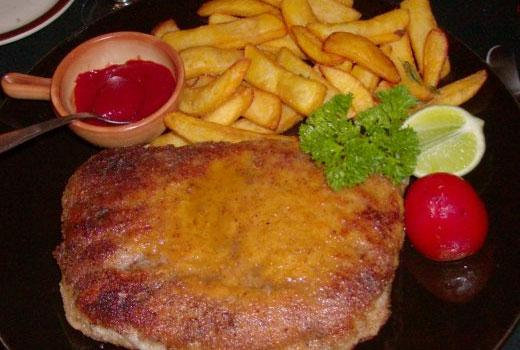 Restaurant La Bastille