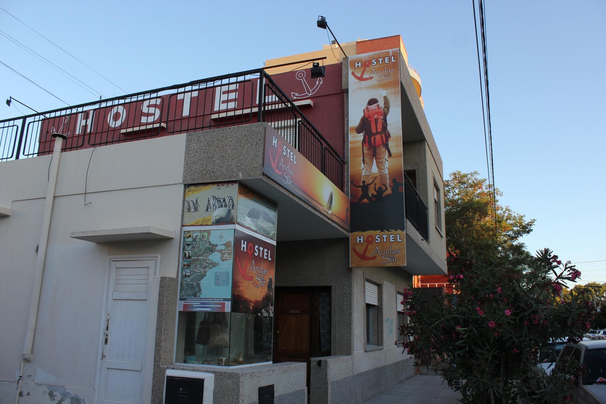 Hostel Anclas del Sur