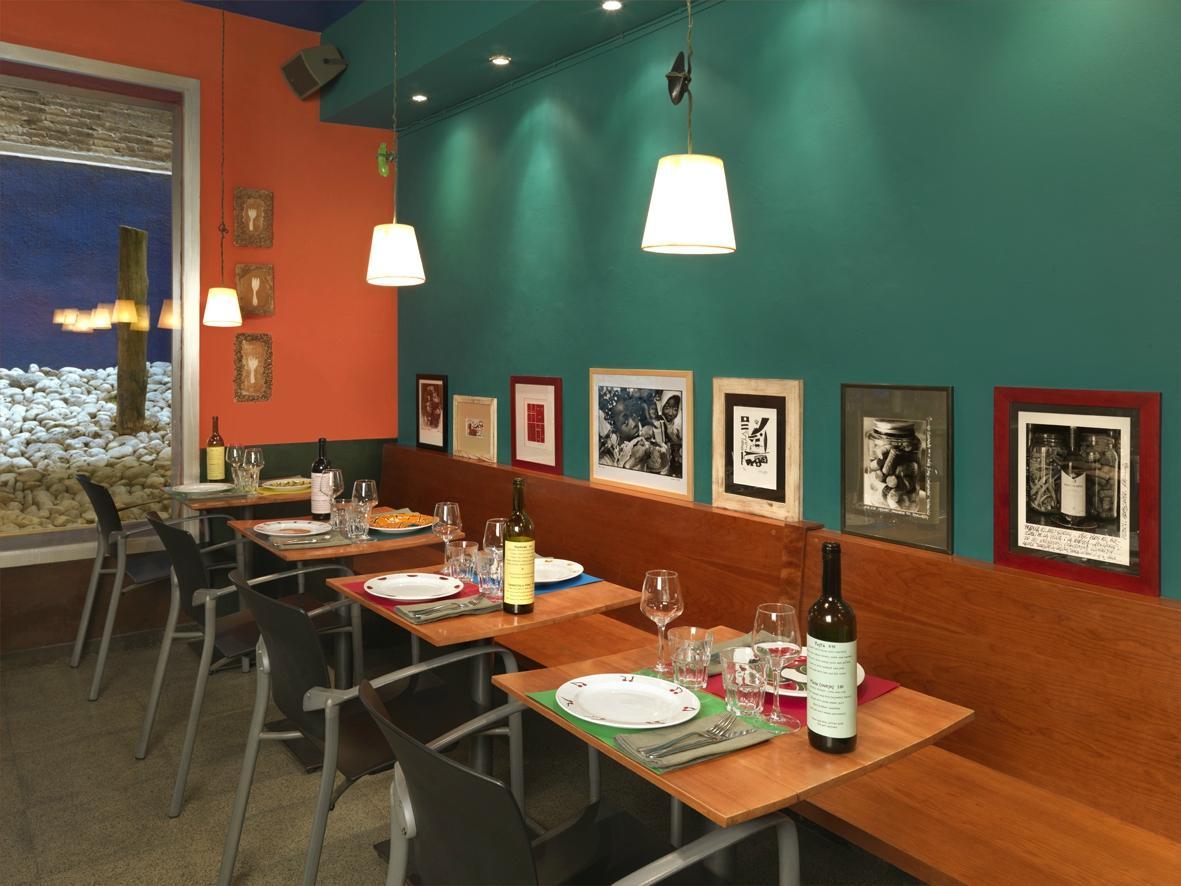 Pla Dels Angels Barcelona El Raval Restaurant Reviews Phone  ~ Restaurant Semproniana Barcelona