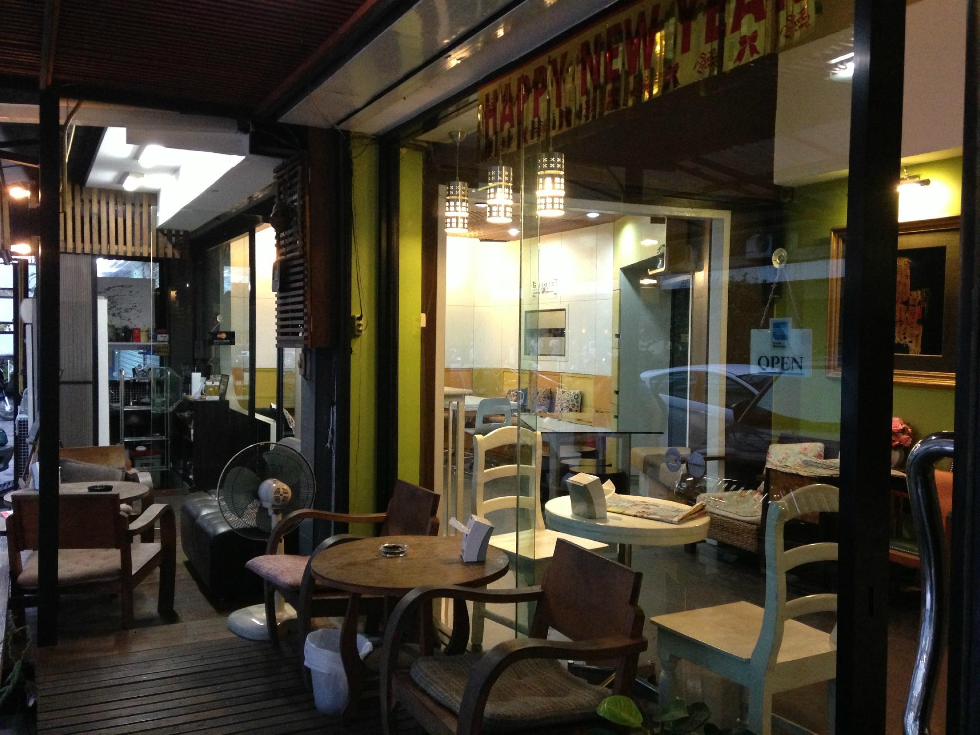 Galato Coffee Hostel