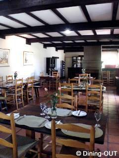 Helderberg restaurant at l'auberge